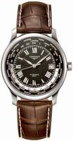 Longines Master Collection GMT Mens Wristwatch L2.631.4.51.5