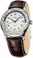 Longines Master Collection GMT Mens Wristwatch L2.631.4.70.3