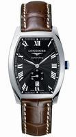 Longines Evidenza Mens Wristwatch L2.642.4.51.4