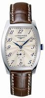 Longines Evidenza Mens Wristwatch L2.642.4.73.4