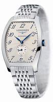Longines Evidenza Mens Wristwatch L2.642.4.73.6