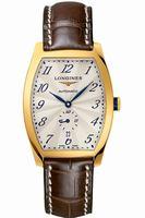 Longines Evidenza Mens Wristwatch L2.642.6.73.2