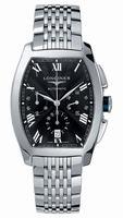 Longines Evidenza Chronograph Mens Wristwatch L2.643.4.51.6