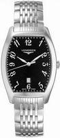 Longines Evidenza Mens Wristwatch L2.655.4.53.6
