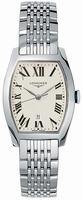 Longines Evidenza Mens Wristwatch L2.655.4.71.6