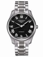 Longines Master Collection Mens Wristwatch L2.665.4.51.6