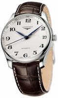 Longines Master Collection Mens Wristwatch L2.665.4.78.5