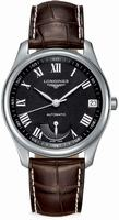 Longines Master Collection Mens Wristwatch L2.666.4.51.2