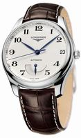 Longines Master Collection Mens Wristwatch L2.666.4.78.5