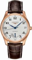 Longines Master Collection Mens Wristwatch L2.666.8.78.2