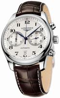 Longines Master Collection Mens Wristwatch L2.669.4.78.5