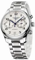 Longines Master Collection Mens Wristwatch L2.669.4.78.6