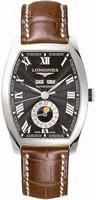 Longines Evidenza Mens Wristwatch L2.671.4.58.9
