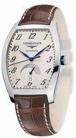 Longines Evidenza Mens Wristwatch L2.672.4.73.4