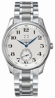 Longines Master Collection Mens Wristwatch L2.676.4.78.6