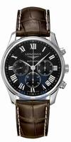 Longines Master Collection Mens Wristwatch L2.693.4.51.5