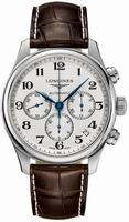 Longines Master Collection Mens Wristwatch L2.693.4.78.5