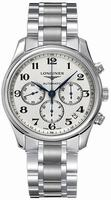 Longines Master Collection Mens Wristwatch L2.693.4.78.6