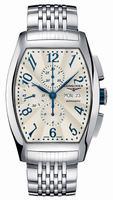 Longines Evidenza Chronograph Mens Wristwatch L2.701.4.78.6