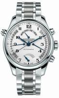 Longines Master Collection Retrograde Power Reserve Mens Wristwatch L2.716.4.78.6