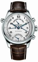 Longines Master Collection Retrograde Mens Wristwatch L2.717.4.51.3