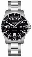 Longines Hydro Conquest Quartz Mens Wristwatch L3.640.4.56.6