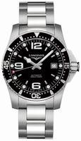 Longines Hydro Conquest Mens Wristwatch L3.642.4.56.6