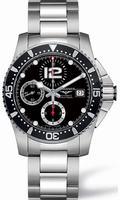 Longines Hydro Conquest Mens Wristwatch L3.644.4.56.6