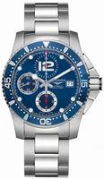 Longines Hydro Conquest Mens Wristwatch L3.644.4.96.6