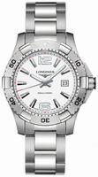 Longines Hydro Conquest Quartz Mens Wristwatch L3.647.4.16.6