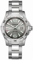Longines Hydro Conquest Quartz Mens Wristwatch L3.647.4.76.6