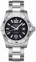 Longines Hydro Conquest Mens Wristwatch L3.649.4.56.6