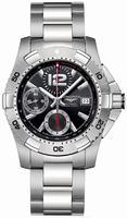 Longines Hydro Conquest Mens Wristwatch L3.651.4.56.6