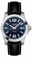 Longines Conquest Mens Wristwatch L3.658.4.96.0