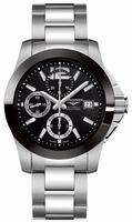 Longines Conquest Chronograph Mens Wristwatch L3.661.4.56.6