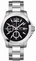 Longines Conquest Chronograph Mens Wristwatch L3.662.4.56.6