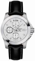 Longines Conquest Chronograph Mens Wristwatch L3.662.4.76.0
