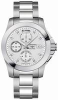 Longines Conquest Chronograph Mens Wristwatch L3.662.4.76.6