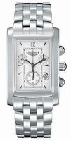 Longines Dolce Vita Chronograph Mens Wristwatch L5.656.4.16.6