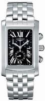 Longines Dolce Vita Chronograph Mens Wristwatch L5.656.4.79.6
