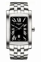 Longines Dolce Vita Mens Wristwatch L5.686.4.79.6