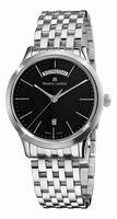 Maurice Lacroix Les Classiques Quartz Mens Wristwatch LC1007-SS002-330