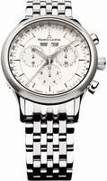 Maurice Lacroix Les Classiques Quartz Mens Wristwatch LC1008-SS002-130