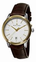 Maurice Lacroix Les Classiques Quartz Mens Wristwatch LC1117-PVY11-130