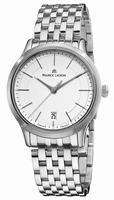 Maurice Lacroix Les Classiques Quartz Mens Wristwatch LC1117-SS002-130