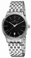 Maurice Lacroix Les Classiques Quartz Mens Wristwatch LC1117-SS002-330