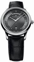 Maurice Lacroix Les Classiques Day Date Mens Wristwatch LC1227-SS001-330