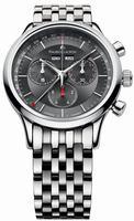 Maurice Lacroix Les Classiques Chronographe Mens Wristwatch LC1228-SS002-331