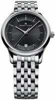 Maurice Lacroix Les Classiques Date Mens Wristwatch LC1237-SS002-330