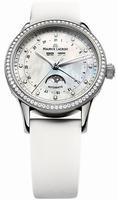 Maurice Lacroix Masterpiece Phase de Lune Ladies Wristwatch LC6057-SD501-17E